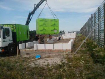 Rifugio Italia Ukraine – Wiederaufbau geht voran
