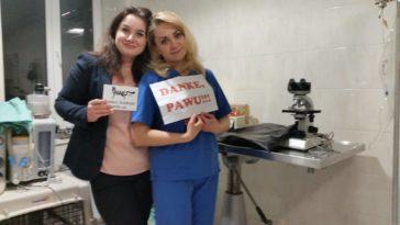 Das TA-Inventar ist in Kiew angekommen!!!