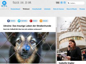 RTL2 News vom 27.04.2016