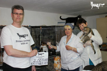 05.05.2016 Besuch Katzenheim Kiew