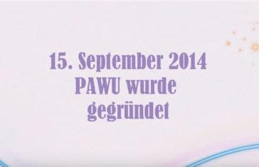 PAWU ist nun schon 3 Jahre jung