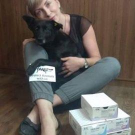 Spenden im Kriegsgebiet der Ukraine ♥