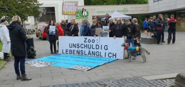 Demo – Zoo Wuppertal – 17.05.2019