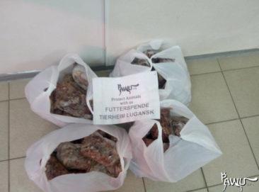 Futter für Lugansk